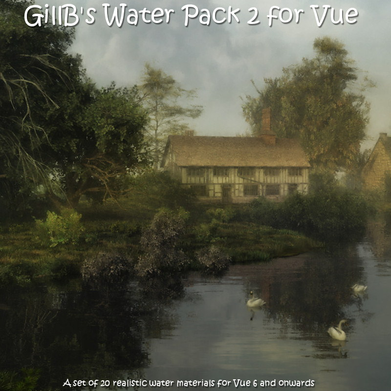Water Pack 2 for Vue