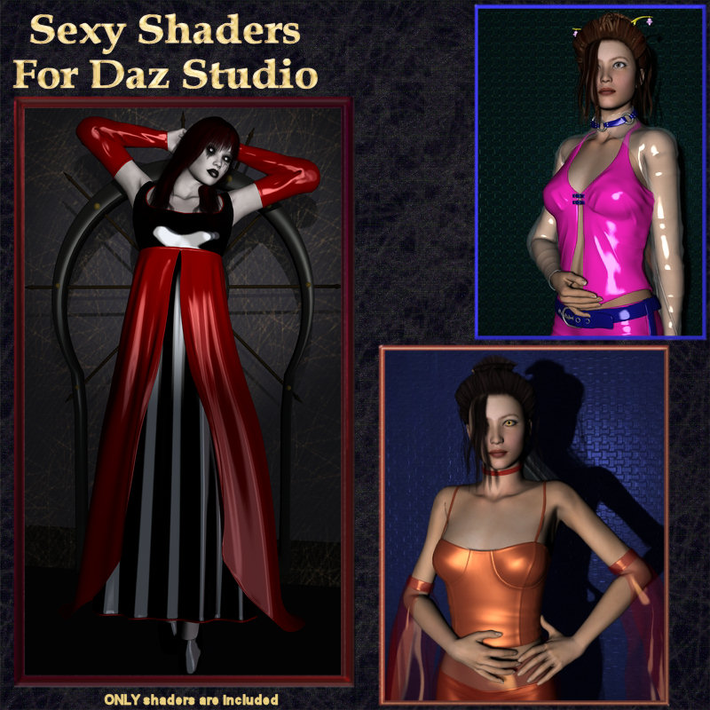 Sexy Shaders for DS