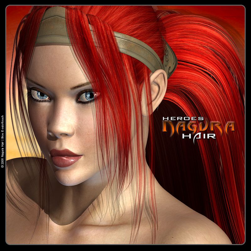 Heroes - Nagura Hair by outoftouch