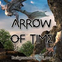 Arrow Of Time 3D Models 2D Graphics didi_mc