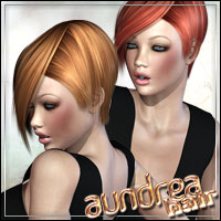 Aundrea Hair by Bice