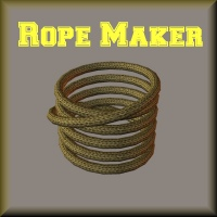Rope Maker 3D Software : Poser : Daz Studio : iClone kawecki