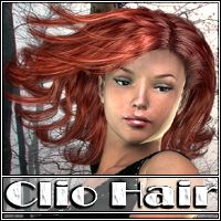 Clio Hair 3D Figure Essentials Mairy