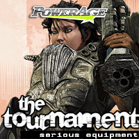 The Tournament 3D Models 3D Figure Essentials powerage