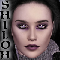 Shiloh V4 3D Figure Essentials gypsyangel