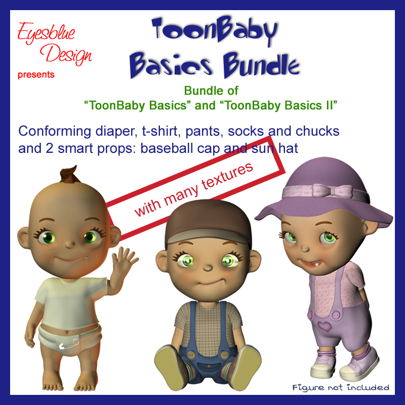 ToonBaby Basics Bundle