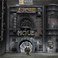 """The Hole"" - Underground Bar 3D Models coflek-gnorg"