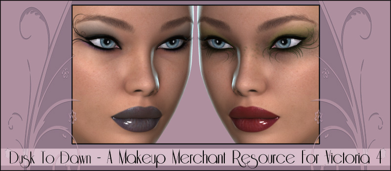 Dusk To Dawn V4 - A Makeup Resource