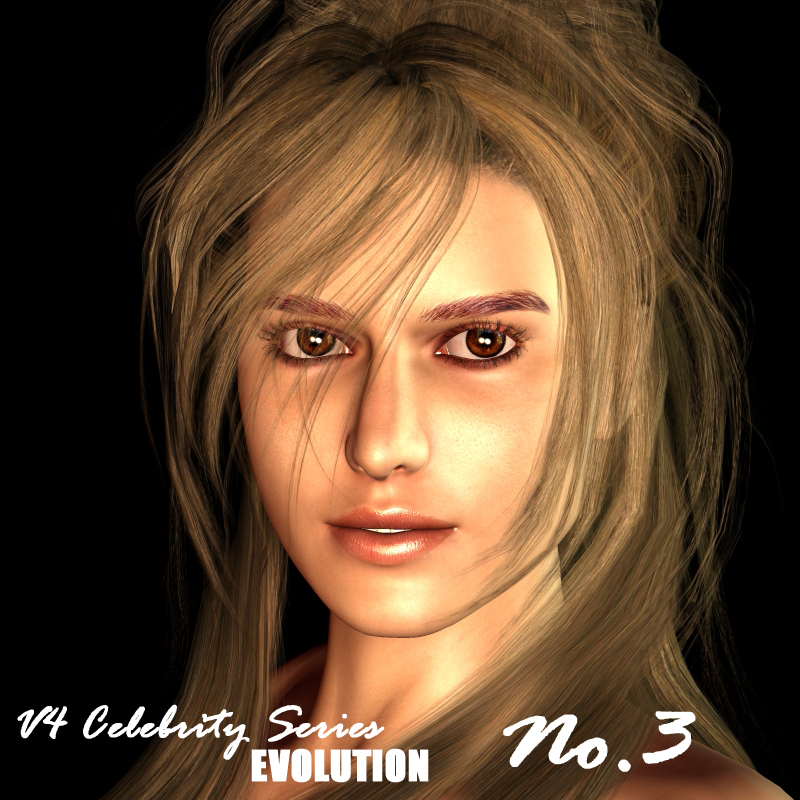 V4 Celebrity Series EVOLUTION: No.3
