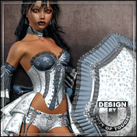 °Sweetener° for Sugar Outfit + Expansion 3D Figure Essentials outoftouch