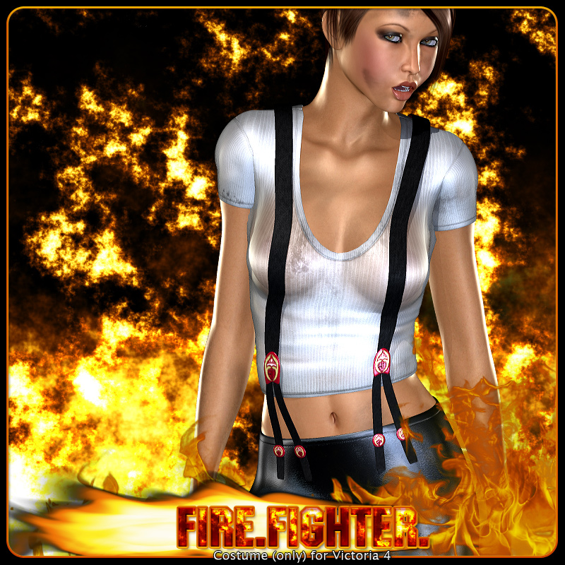 FireFighter: Costume for V4