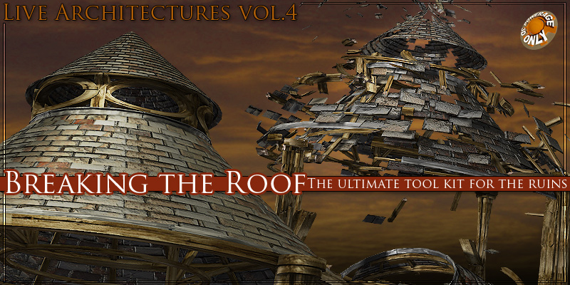 Breaking the roof - LA vol.4