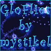 Glo-Flies by Mystikel 2D Graphics 3D Models mystikel