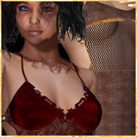 Exquisite for eXcession One 3D Figure Essentials 3D Models kaleya