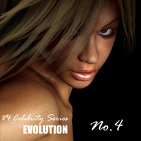 V4 Celebrity Series EVOLUTION: No.4 by adamthwaites Characters adamthwaites