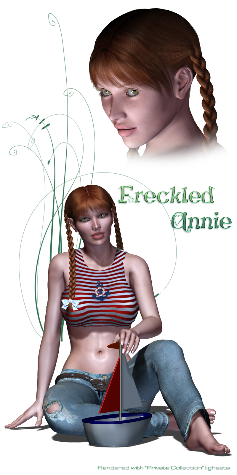 Freckled Annie for V4