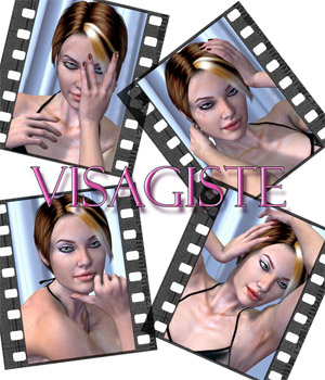Visagiste for GND4 3D Figure Essentials tabala