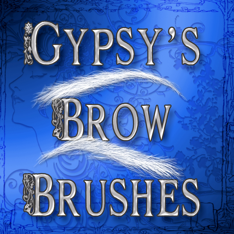 Gypsy's Brow Brushes