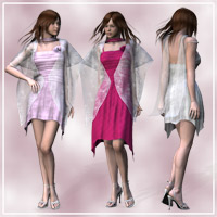 Airly dress for V4/A4 image 1