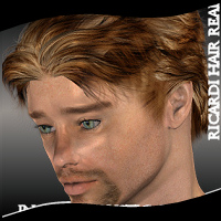 :: Ricardi Hair REAL ::  _Breeze