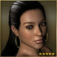 * Golden Girl * 3D Figure Essentials LMDesign