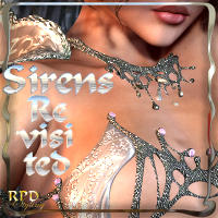 Sirens Revisited for AS-ClassicFantasy & the Hooded-Cloak Themed Clothing renapd