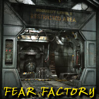 Fear Factory 3D Models deadhead