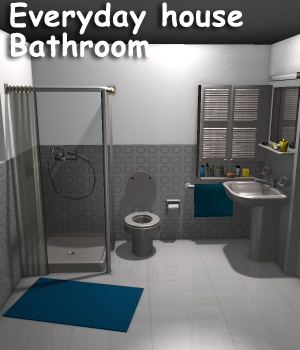 Everyday house - Bathroom by greenpots
