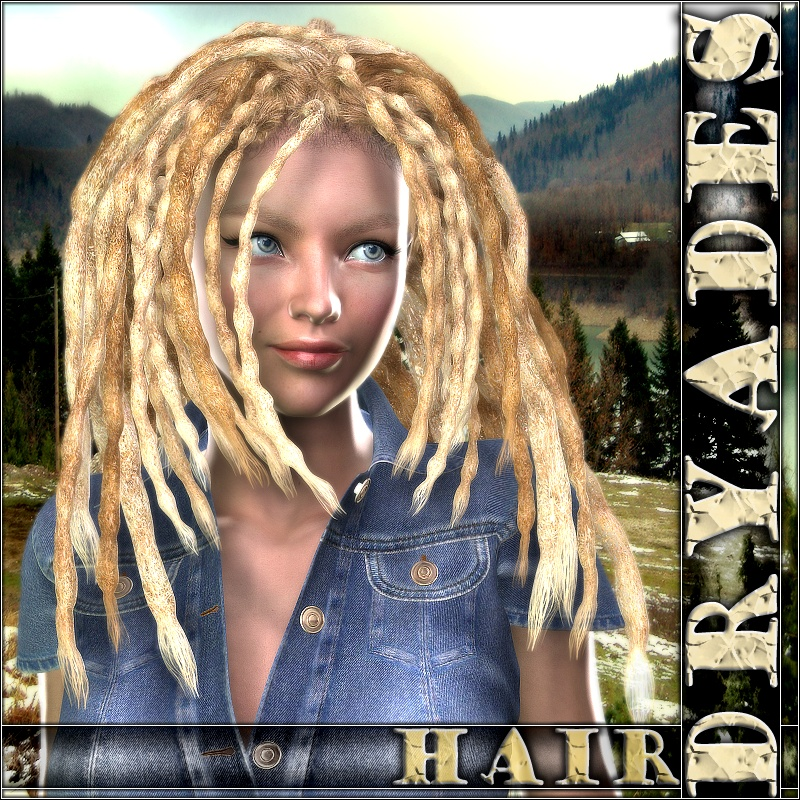 Dryades Hair