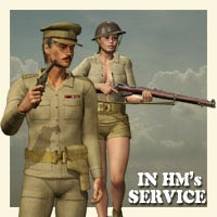 In HM's Service by panko