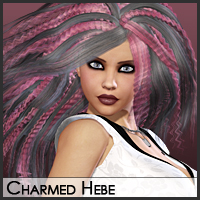 Charmed Hebe  Silver