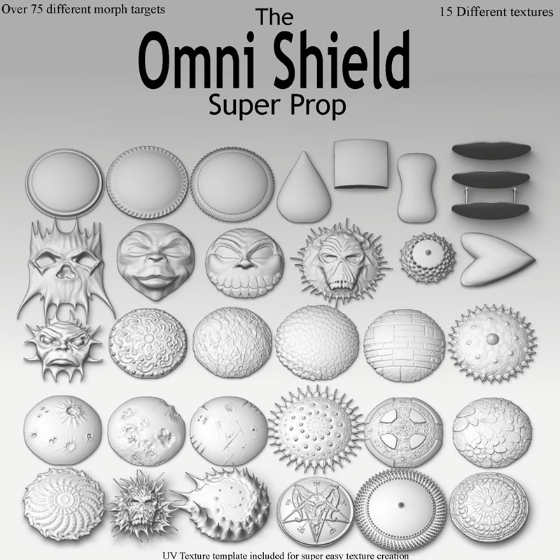 Omni Shield Super Prop