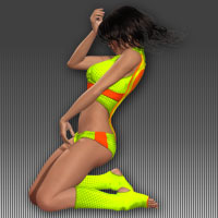 Dynamic Bodies 3D Figure Essentials wenke