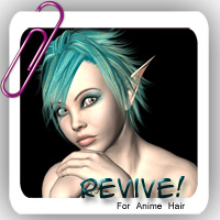 Revive! for Anime Hair  DigitalDreamsDS