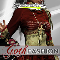 GothFASHION 3D Figure Assets 3D Models Legacy Discounted Content powerage