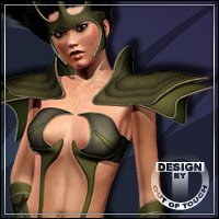 Heroic Epics for Eris by Val3dArt  outoftouch