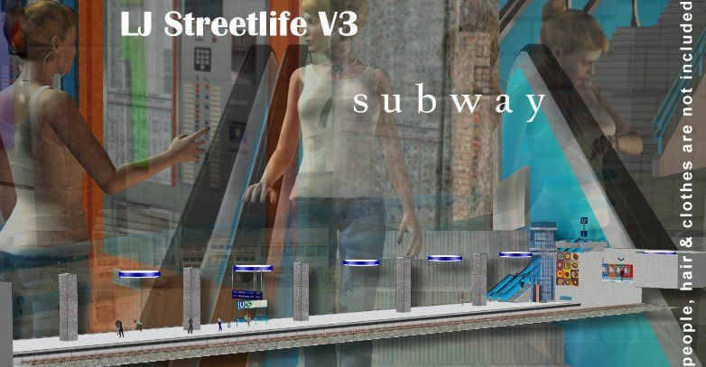 LJ Streetlife V3 - Subway