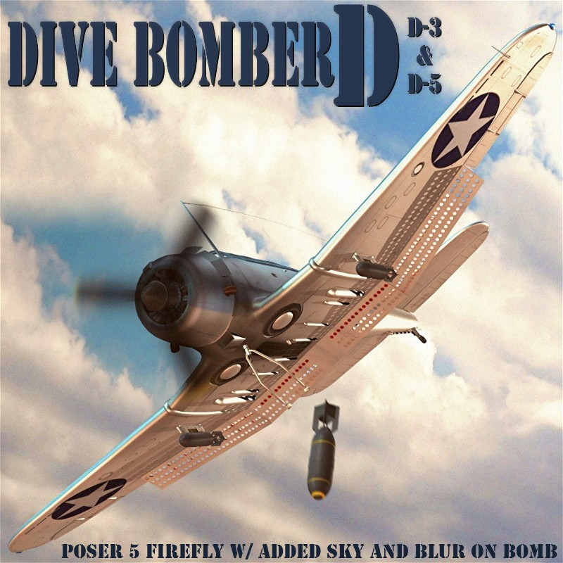 Dive Bomber D Package