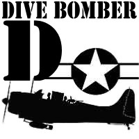 Dive Bomber D Package 3D Models thunderr