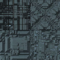 Sci-Fi Texture Collection 2 image 1