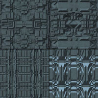 Sci-Fi Texture Collection 2 image 2