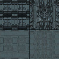 Sci-Fi Texture Collection 2 image 3