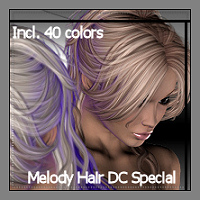 :: ~ Melody Hair DC Special ~ ::  _Breeze