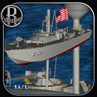 WW2 PT Boat Themed Transportation Props/Scenes/Architecture RPublishing