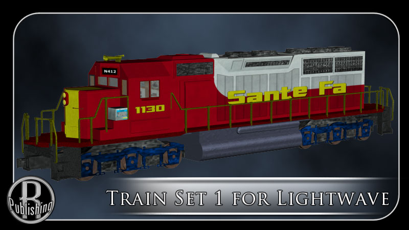 Train Set 1 for Ligtwave