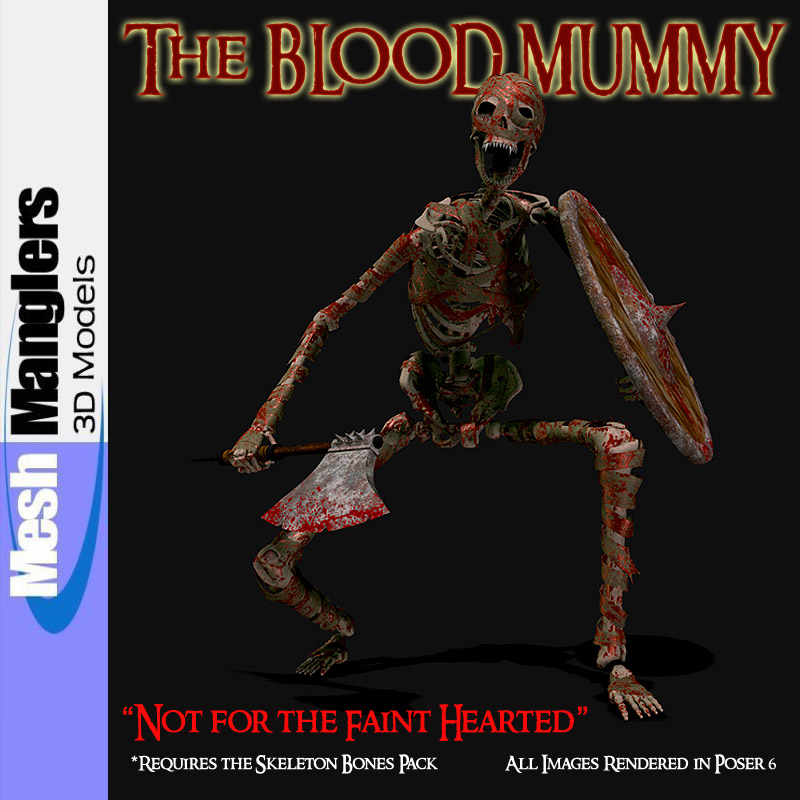 The Blood Mummy
