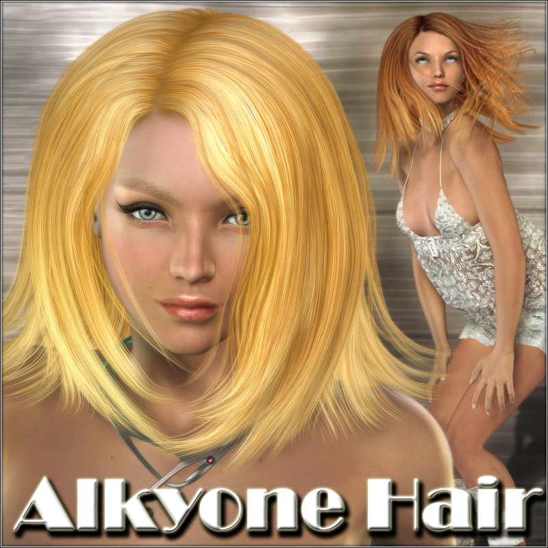 Alkyone Hair