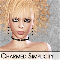 Charmed Simplicity  Silver