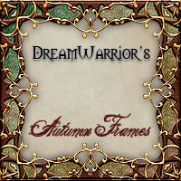 DW - Autumn Frames 3D Models 2D DreamWarrior