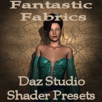 Fantastic Fabrics Software Materials/Shaders Khory_D